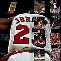 Michael Jordan by Joe Hamilton