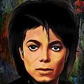 Michael Joseph Jackson  by Andrzej Szczerski
