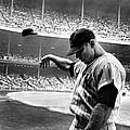 Mickey Mantle by Gianfranco Weiss