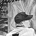 Mickey Mantle by Scott  Hubbert