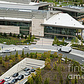 Microsoft Corporate Headquarter's West Campus Redmond Wa by Andrew Buchanan via Latitude Image