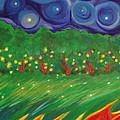 Midsummer by jrr Print by First Star Art