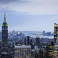 Midtown Manhattan by Ray Warren
