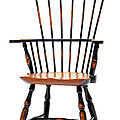 Miniature Windsor Armchair  by Olivier Le Queinec