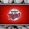Minnesota Twins by Joe Hamilton