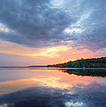 Mirrored Sunset by JC Findley