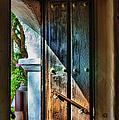 Mission Door by Joan Carroll