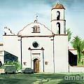 Mission San Luis Rey Colorful II by Kip DeVore