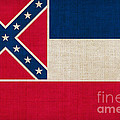 Mississippi State Flag by Pixel Chimp
