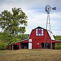 Missouri Star Quilt Barn by Cricket Hackmann