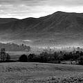 Misty Mountain Morning by Dan Sproul