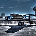 Mitchell B-25j by Tommy Anderson