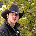 Modern Day Cowboy by Thomas Woolworth