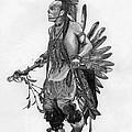 Mohawk Dancer by Lew Davis