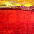 Mojave Dawn Original Painting by Sol Luckman