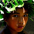 Molokai Keiki Kane by James Temple