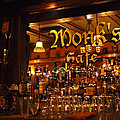 Monks Cafe by Rona Black