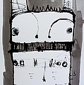 Monstra No. 1 by Mark M  Mellon
