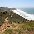 Montara State Beach Pacific Coast Highway California 5d22633 by Wingsdomain Art and Photography