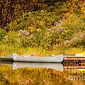 Montpelier Canoe by Deborah Benoit