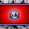Montreal Expos by Joe Hamilton