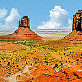 Monument Valley in S...