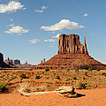 Monument Valley West Mitten Butte by Domenik Studer