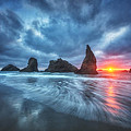 Moody Blues Of Oregon by Darren  White