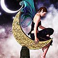 Moon Fairy by Alexander Butler