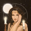 Moon Priestess by John Silver