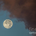 Moon Transition From Night To Day by Rene Triay Photography