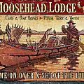 Moosehead Lodge by JQ Licensing