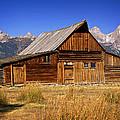 Mormaon Barn 3 by Marty Koch