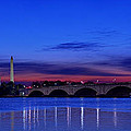 Morning Along The Potomac by Metro DC Photography
