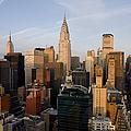 Morning In Manhattan by Diane Diederich