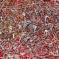 Morris Louis Meets Jackson Pollock by Alexandra Jordankova