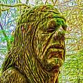 Moss Man - 02 by Gregory Dyer