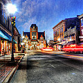 Most Beautiful Small Town In America At Christmas by Darren Fisher
