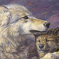 Mother's Love by Lucie Bilodeau