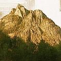 Mountain Artwork Print by Brett Pfister