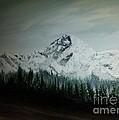 Mountain Range by Erik Coryell