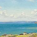 Mount's Bay C1899 by Arthur Hughes