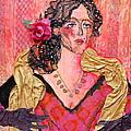 Mrs. Dedlocke by Diane Fine