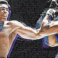 Muhammad Ali by Tony Rubino