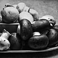 Mushroom Still Life by Tom Mc Nemar