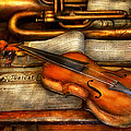 Music - Violin - Played It's Last Song  by Mike Savad