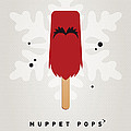 My Muppet Ice Pop - Animal by Chungkong Art