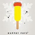 My Muppet Ice Pop - Beaker by Chungkong Art