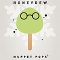 My Muppet Ice Pop - Dr Bunsen Honeydew by Chungkong Art