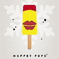 My Muppet Ice Pop - Janice by Chungkong Art